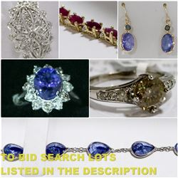 FEATURED APPRAISED JEWELLERY