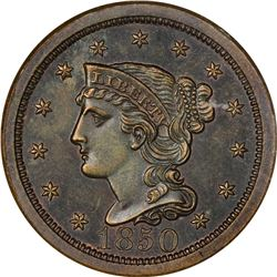 1850 N-11. Rarity-7 as a Proof. Proof-65 BN NGC.