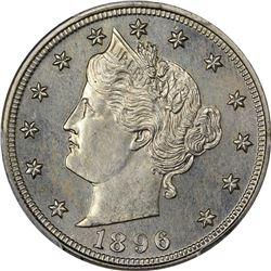 1896 Proof-65 PCGS