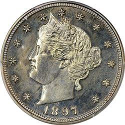 1897 Proof-65 PCGS