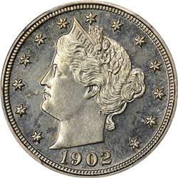 1902 Proof-65 PCGS