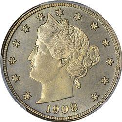 1908 Proof-65 PCGS