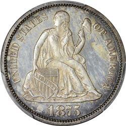 1875 Proof-64 PCGS