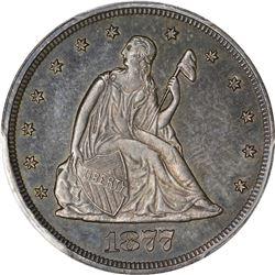 1877 Proof-63 PCGS