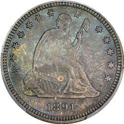 1891 MS-66 PCGS