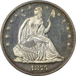 1875 Proof-63+ CAM PCGS