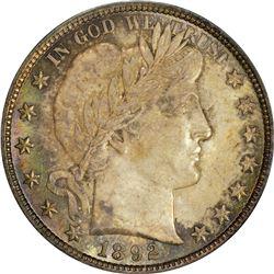 1892 MS-64 PCGS. CAC
