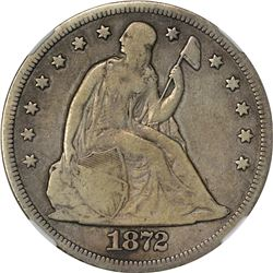 1872-CC Fine Details – Improperly Cleaned – NGC.