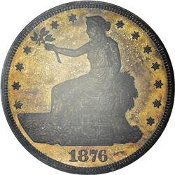 1876 Type I / II. Proof-64 PCGS