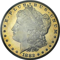 1882 Proof-65 CAM PCGS