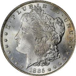1885-CC MS-64 PCGS. OGH. CAC.