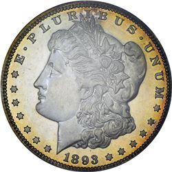 1893 Proof-65 PCGS