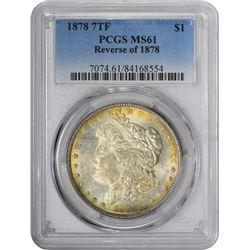 Complete Certified Morgan Dollar Set