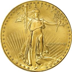 1988 American Eagle Gold $50. One Ounce. MS-69 NGC.