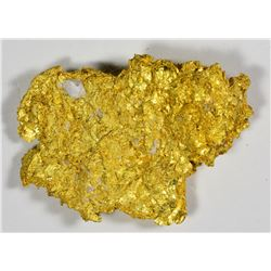 Impressive Gold Nugget. Also from Round Mountain Mine. 67.25 Grams.