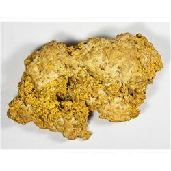 California. Gold Nugget. Gold Specimen found in Calico, California