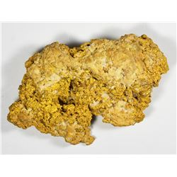 California. Gold Nugget. Gold Specimen found in Calico, California