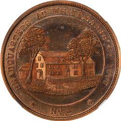 Undated (circa 1860) George H. Lovett's Washington's Headquarters Series. No. 4. Whitemarsh, Pennsyl