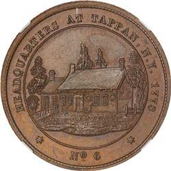 Undated (circa 1860) George H. Lovett's Washington's Headquarters Series. No. 6. Tappan, New York.