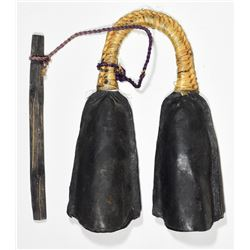 Facinating Bell,Stone and Ring Money