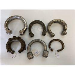 Diverse Offering of African Bracelet Money