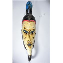 Colorful Yohure Masks