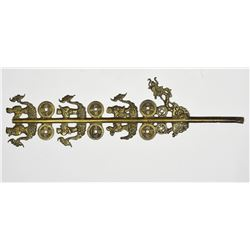 Korean Brass Money Tree