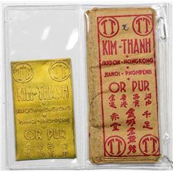 Viet Nam Gold Wafer