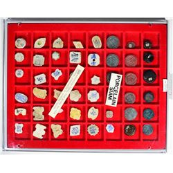 Massive Siamese Porcelain & Glass Gambling Token Collection