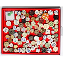 Extremely Valuable & Rare Jade Gambling Tokens