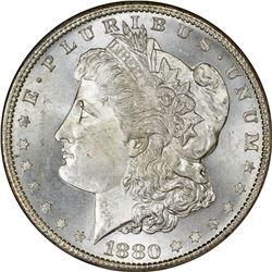 1880-S S$1 MS66 NGC