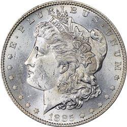 1885-S S$1 MS62 NGC