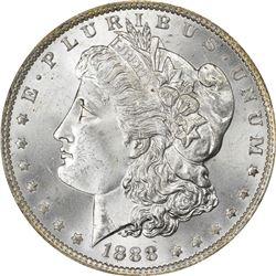 1888-O S$1 MS65 NGC