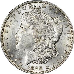 1888-S S$1 MS62 PCGS