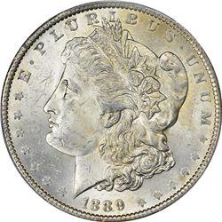 1889-O S$1 MS63 PCGS