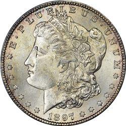 1897-S S$1 MS64 PCGS