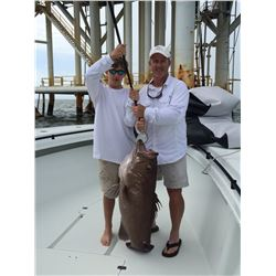 Voodoo Fishing Charters Deep Sea fishing Trip for 6