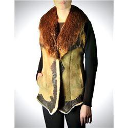 Alaska Fur Merino Vest