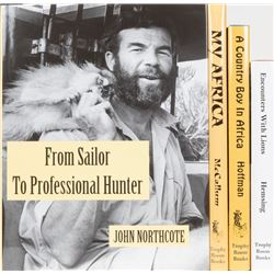 Four Books By or About Professional Hunters