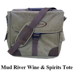 18562 Mud River Wine & Spirits Tote