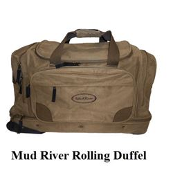 18569 Mud River Rolling Duffel
