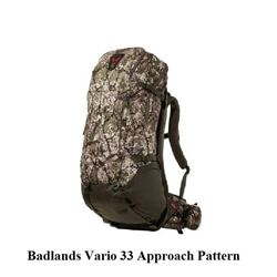 Badlands Vario 33 Kit
