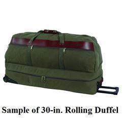 CB191 Rolling 36-in. Duffel