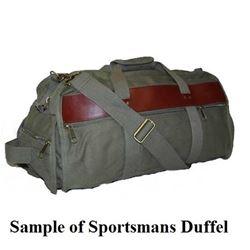 CB180 Sportsmans 25-in. Duffel