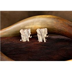 Clint Orms Sterling Silver Cuff Links