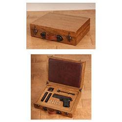 Handcrafted Gun Case