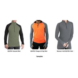 $400 Gift Certificate for Clothing Items from WSI Sportswear