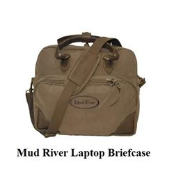 18564 Mud River Laptop Briefcase