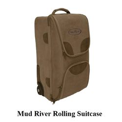 18563 Mud River 21-in. Rolling Suitcase