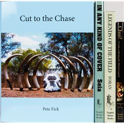 Four Books by Professional Hunters